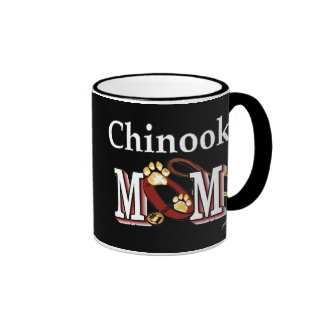 Chinook Mom Mug
