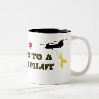 Chinook Pilot Mug
