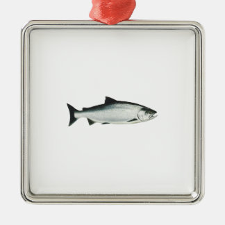 Chinook - rey salmón ornamentos para reyes magos
