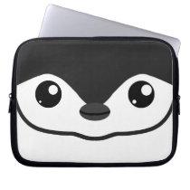 Chinstrap Penguin Laptop Sleeve