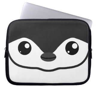 Chinstrap Penguin Laptop Sleeve