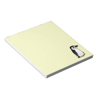 Chinstrap Penguin Memo Note Pads