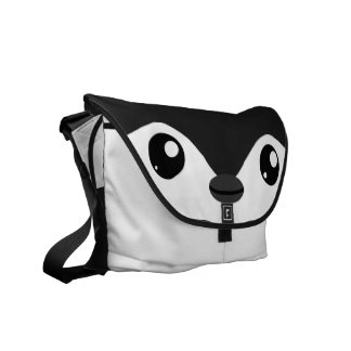 Chinstrap Penguin Messenger Bag