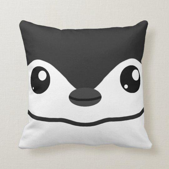Chinstrap Penguin Pillow