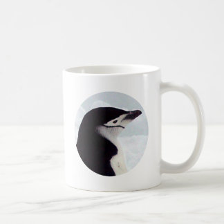 Chinstrap Penguin Portrait Coffee Mug