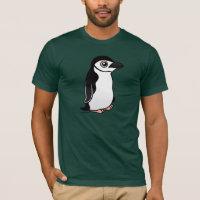 Chinstrap Penguin Men's Basic American Apparel T-Shirt