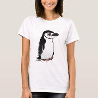 Chinstrap Penguin Women's Basic T-Shirt