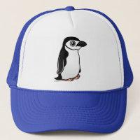 Chinstrap Penguin Trucker Hat