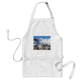 Chinstrap Penguins in Antarctica Adult Apron