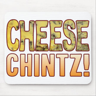 Chintz Blue Cheese Mouse Pad
