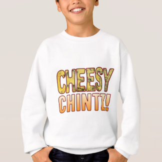 Chintz Blue Cheesy Sweatshirt