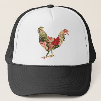 Chintz Chicken Trucker Hat