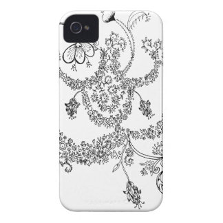 Chintz iPhone 4 Case-Mate Protectores