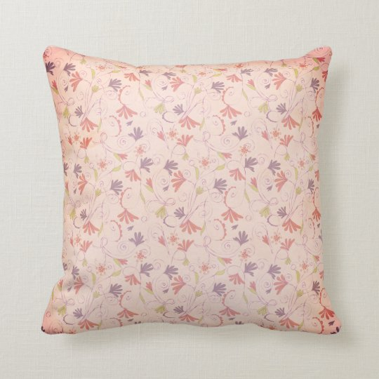 Chintzy Throw Pillow