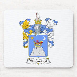 Chinyoranyi Family Hungarian Coat of Arms Mouse Pad