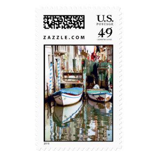 chioggia postage stamp