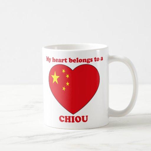 Chiou Mugs