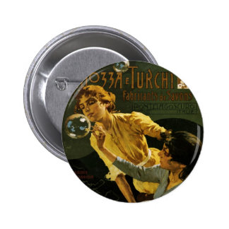 Chiozza e Turchi, fabricants de savons Pin Redondo 5 Cm