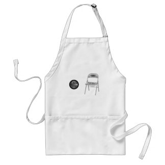 Chip and a Chair Adult Apron