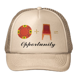 Chip and a Chair Trucker Hat
