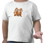 Chip and Dale Disney Tee Shirts