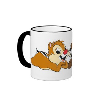 Chip and Dale Rescue Rangers Disney zazzle_mug