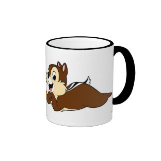 Chip and Dale Rescue Rangers Disney Coffee Mug