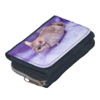 Chip! - Chinchilla Coin Purse/Wallet Wallet