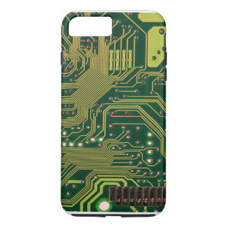 Chip Data processing Board  Computer iPhone 7 Case