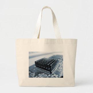 Chip de ordenador Geeky - GeekShirts Bolsas De Mano