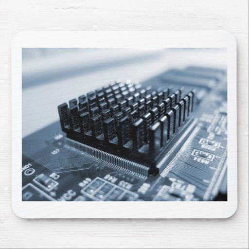 Chip de ordenador Geeky - GeekShirts Alfombrilla De Raton