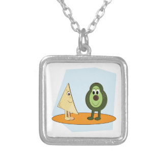 Chip & Guac Custom Necklace