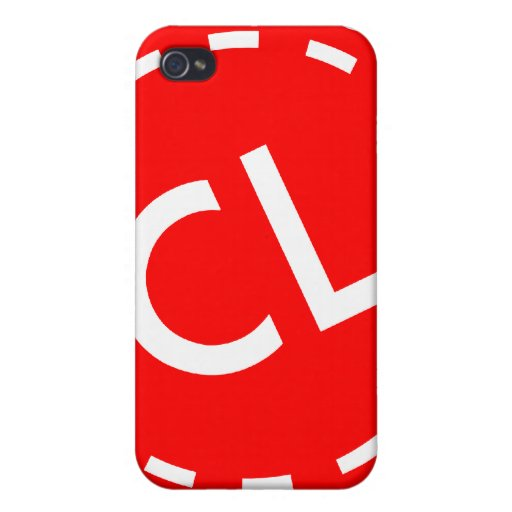 Chip Leader I-Phone 4/4S cover iPhone 4 Case