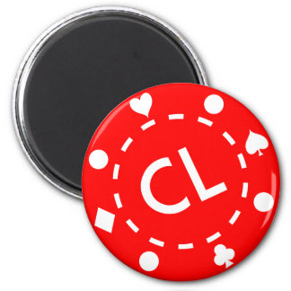 Chip Leader® magnet