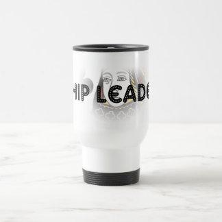 Chip Leader travel mug