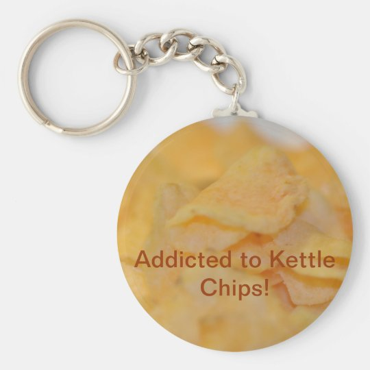 Chip Lover's products Keychain