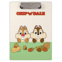 Chip 'n' Dale Clipboard