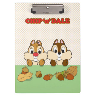 Chip 'n' Dale Clipboard