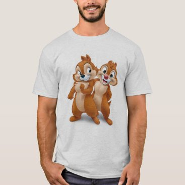 Professional Business Chip 'n' Dale Disney T-Shirt