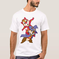 Chip 'n' Dale: Halloween T-Shirt