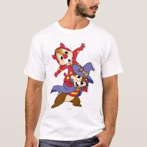 Chip 'n' Dale: Halloween T-Shirt