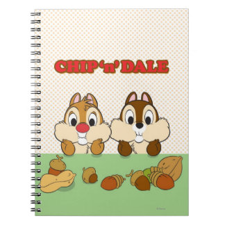 Chip 'n' Dale Notebook