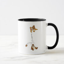 Chip 'n' Dale Nut Fight Disney Mug