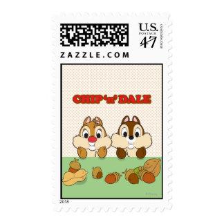 Chip 'n' Dale Postage