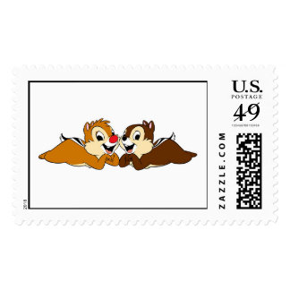 Chip 'n' Dale Rescue Rangers Disney Stamps