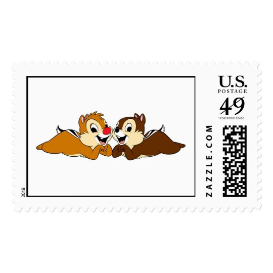 Chip 'n' Dale Rescue Rangers Disney Postage