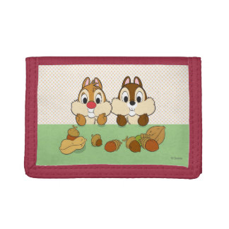 Chip 'n' Dale Trifold Wallet