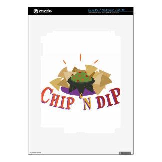 Chip n Dip iPad 3 Skin