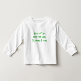 Chip Off All Blarney Toddler T-Shirt