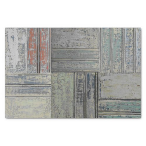 Chip Paint Boards Tissue Paper
